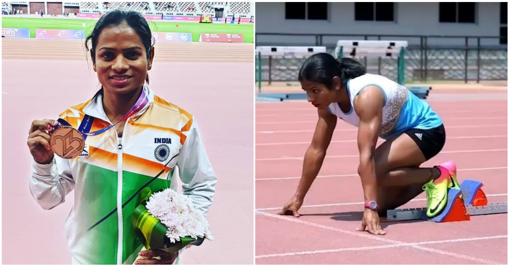 Dutee Chand On Coming Out: My Sister Demanded 25 Lacs And Threatened To Reveal My Sexuality