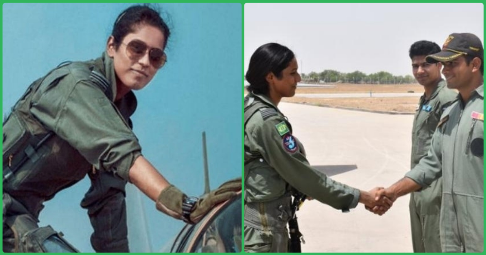 Writing History: Bhawana Kanth Becomes The First Woman Fighter Pilot Of Indian Air Force