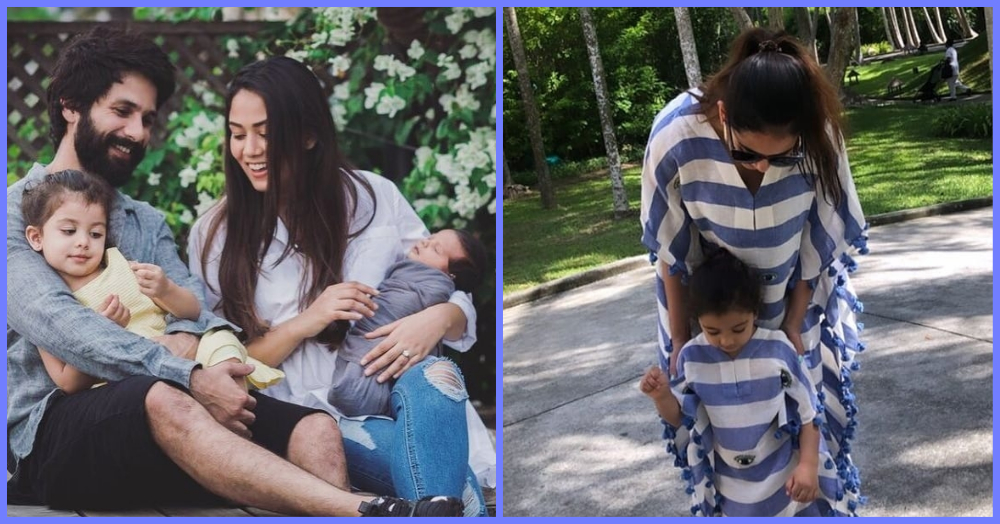 See Pics: Shahid Kapoor And Mira Kapoor Are Holidaying In Thailand With Their Munchkins