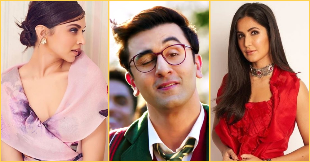 Jagga Jasoos Alert! Ranbir Kapoor Follows Exes Deepika And Katrina Secretly On Instagram
