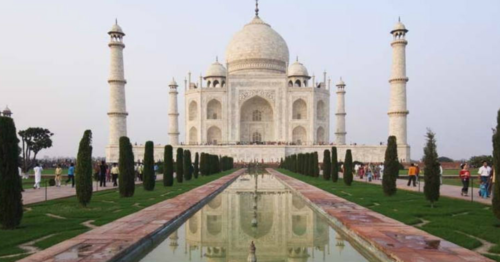 Taj Mahal To Become The First Heritage Site In India To Get A Breastfeeding Room