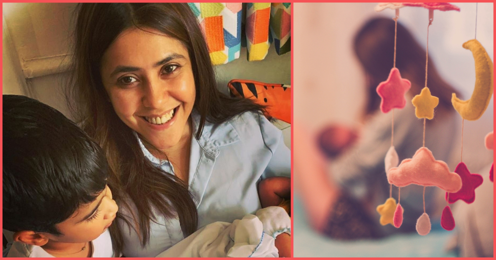 Ekta Kapoor Opens A Crèche In Office To Spend More Time With Baby Ravie
