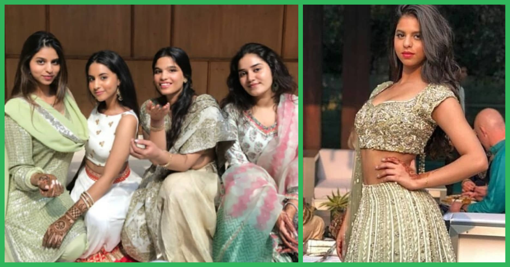 Suit Suit Karda: Suhana Khan Stuns In Indian Wear At A Family Wedding