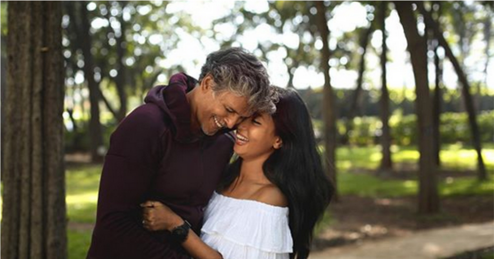 #HappilyEverAfter: Milind Soman And Ankita Konwar's 27-Year Age Gap Didn't Get In The Way Of Love