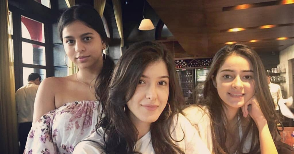 Did You Know Ananya Panday And Suhana Khan Shot For SRK's 'My Name Is Khan'?