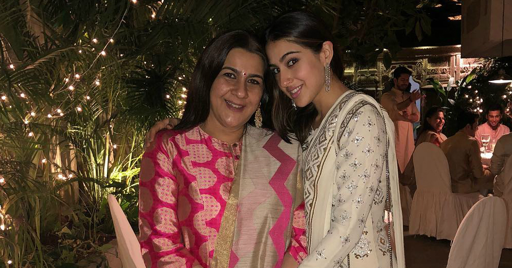 Sara Ali Khan Wants To Stay With Mom Amrita Singh Even After Marriage: She Can Come With Me