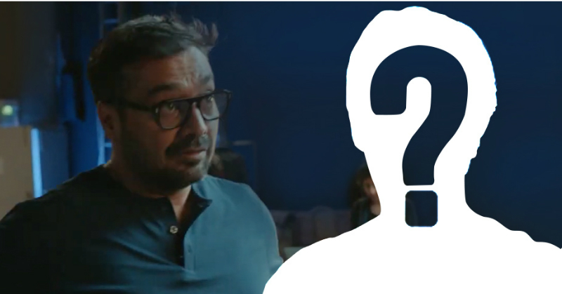 This Star Kid Says #SorryNotAvailable To Anurag Kashyap And We're Shocked!