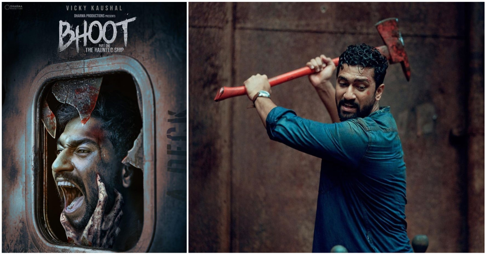 Oh, The Horror: Vicky Kaushal Is Ready To Scare The Wits Out Of Us With His Bhoot Avatar