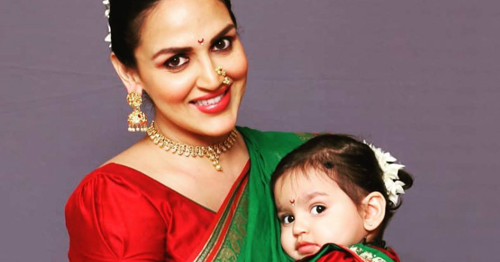 It's A Girl! Esha Deol & Husband Bharat Takhtani Share The Name Of Their Daughter On Instagram