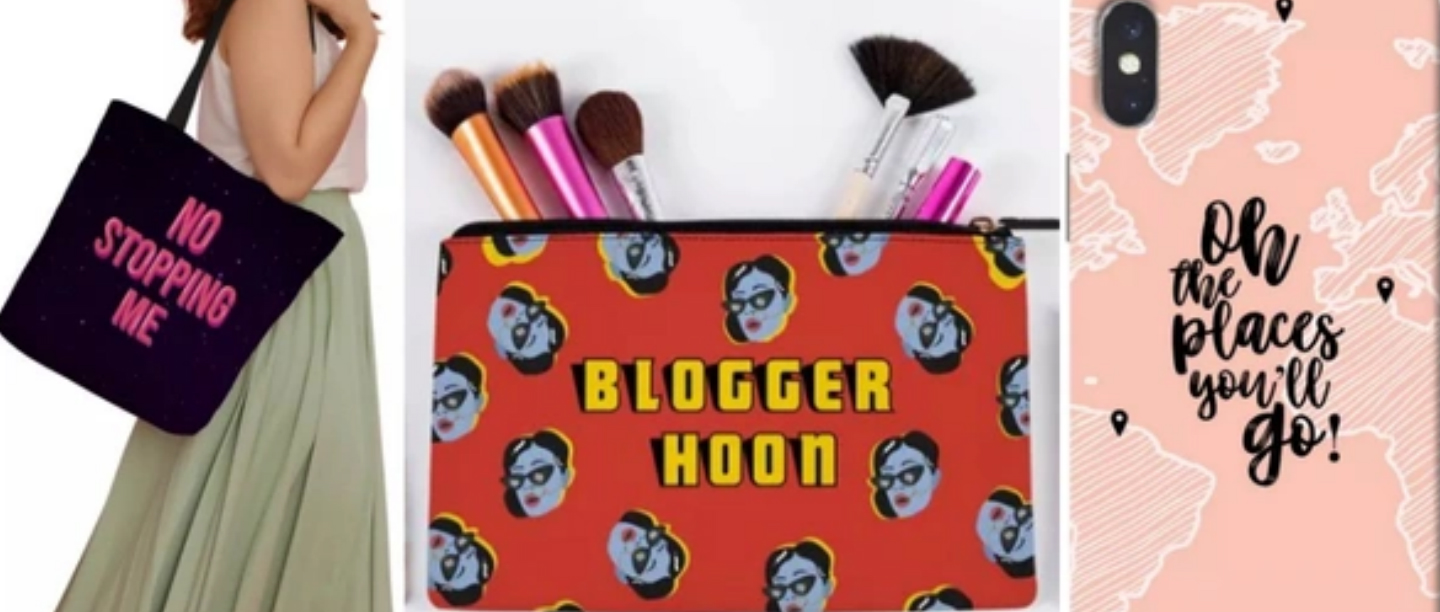 Oh-So-Instagrammable: 8 Novelty Gifts To Give Your Blogger Friend!