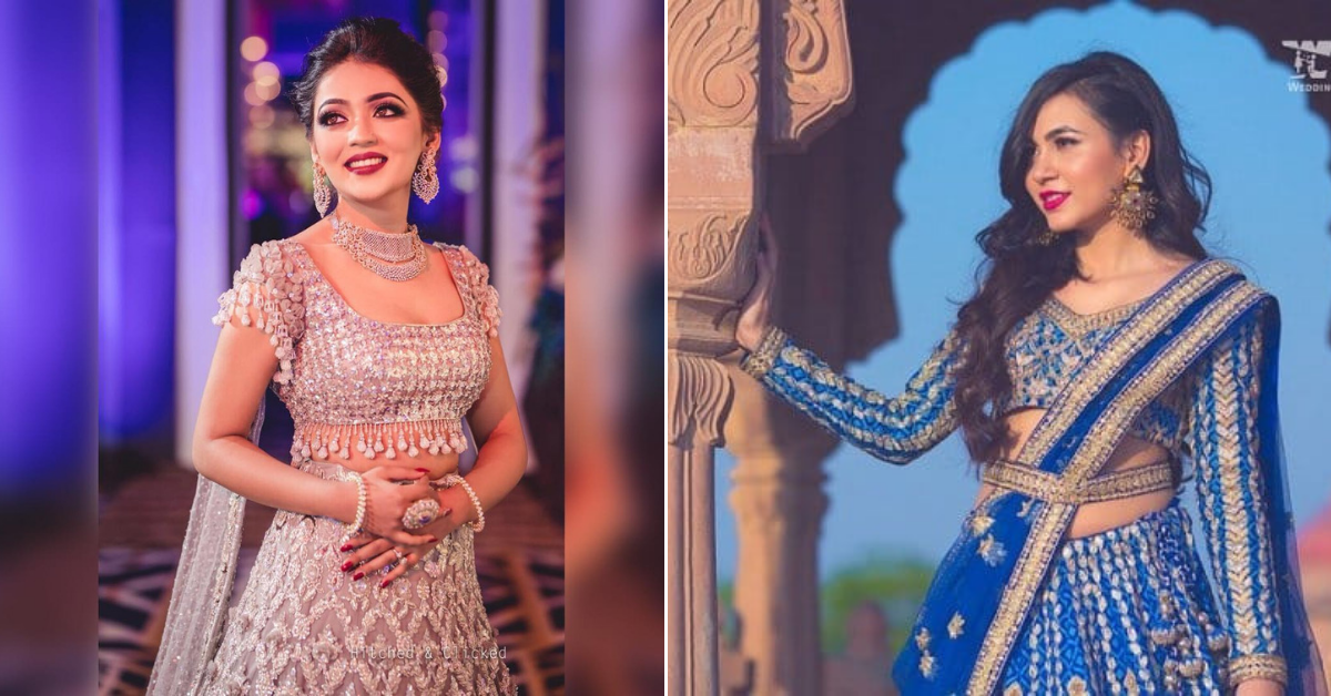 20 *Fabulous* Bridal Lehenga Trends Of 2018 That We Would LOVE To See More In 2019!