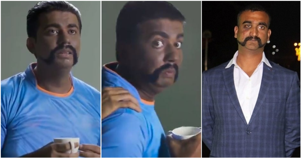World Cup 2019: Pakistan Mocks Wing Commander Abhinandan Varthaman With A Racist Ad