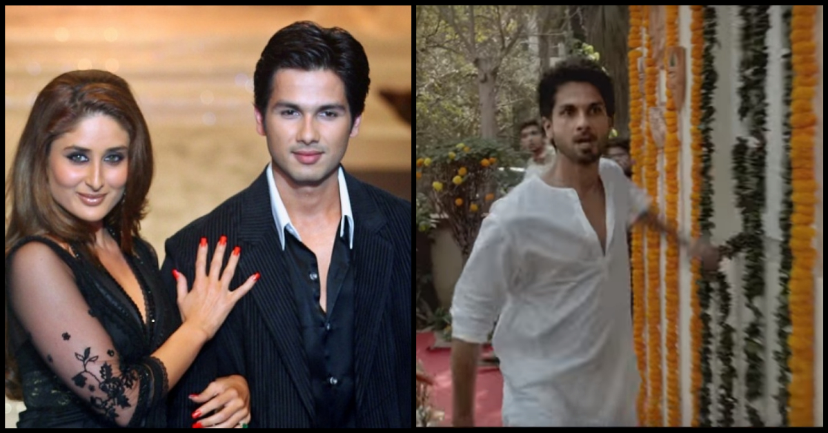 Shahid Kapoor Reveals He Wasn't Invited To Ex-GF Kareena Kapoor's Wedding