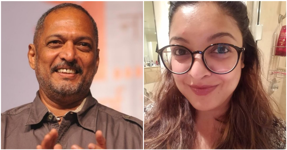 #MeToo: Actor Nana Patekar Given A Clean Chit By The Police Due To No Evidence
