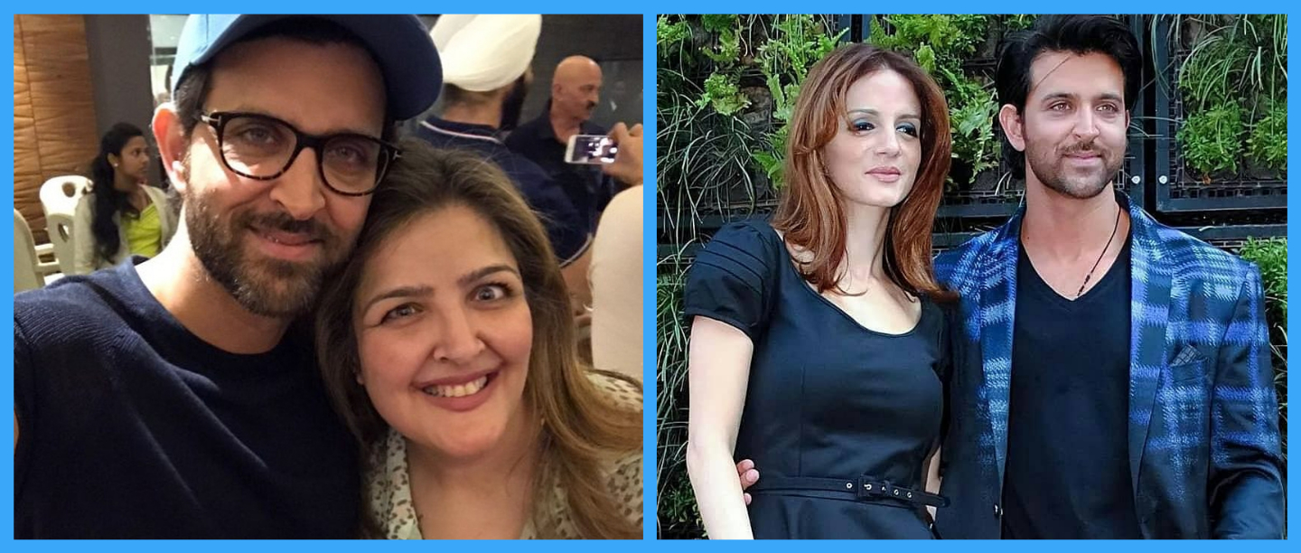 Sussanne Khan Defends Ex-Husband Hrithik Roshan In This Post About Sunaina Roshan