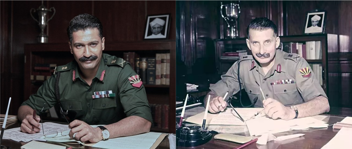 Vicky Kaushal Looks Unrecognisable As Field Marshal Sam Manekshaw For His Next Movie!