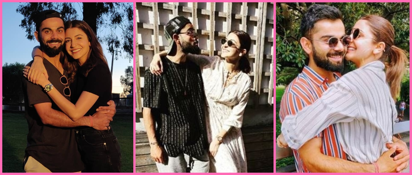 Virat & Anushka Scored The Best Couple Award (Again!) With These Silly Pictures