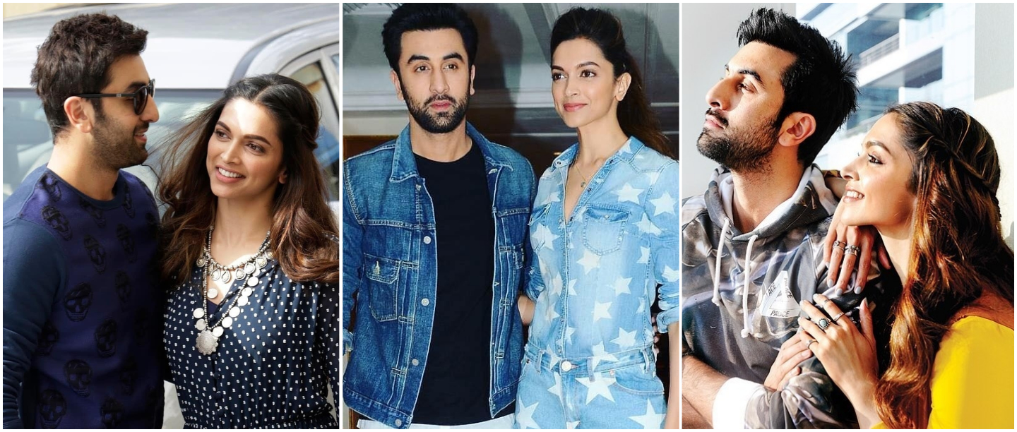 Ranbir Kapoor & Deepika Padukone Are Getting Together Again For *This* Film