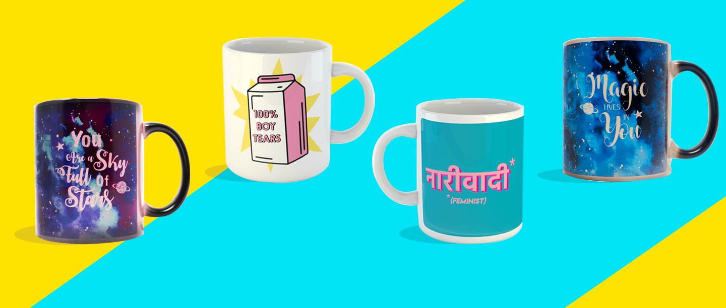 Chai & Samosa Kinda Day? We've Found 14 Cute Mugs Online For Your Tea Break