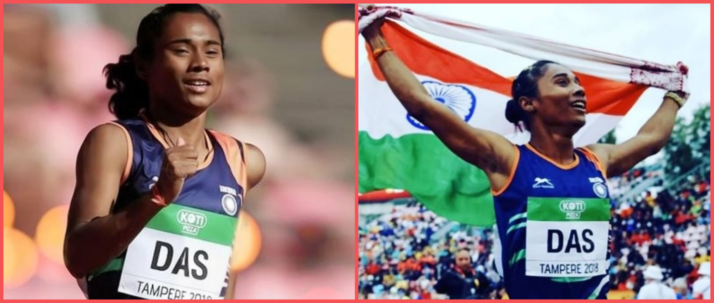 Sprinting To Glory: Hima Das Wins 200m Gold At The Poznan Athletics Grand Prix
