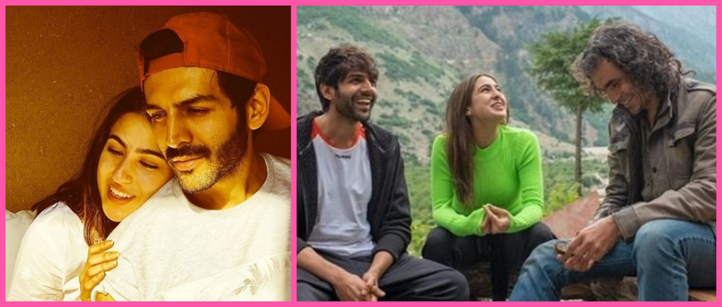 Did Imtiaz Ali Just Reveal The Title Of Sara Ali Khan-Kartik Aaryan's Upcoming Movie?