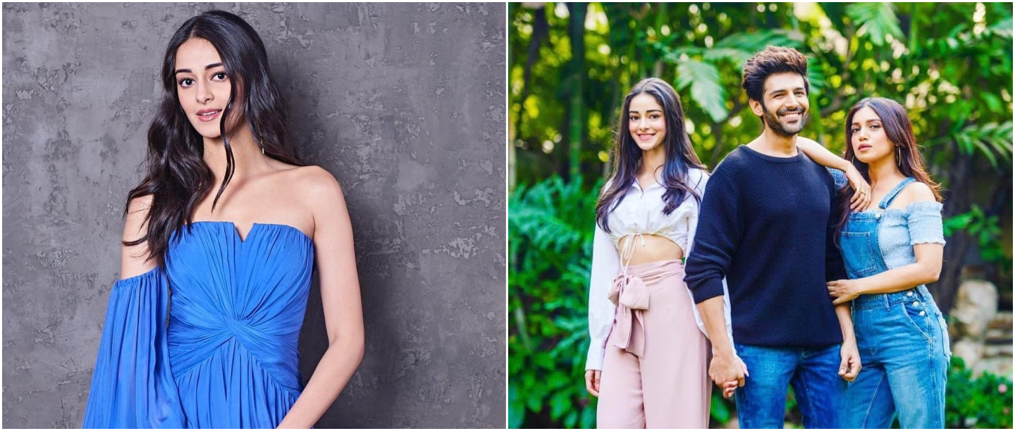 Ananya Panday Talks About Pati Patni Aur Woh: I Have To Put On 5 Kilos For The Role!