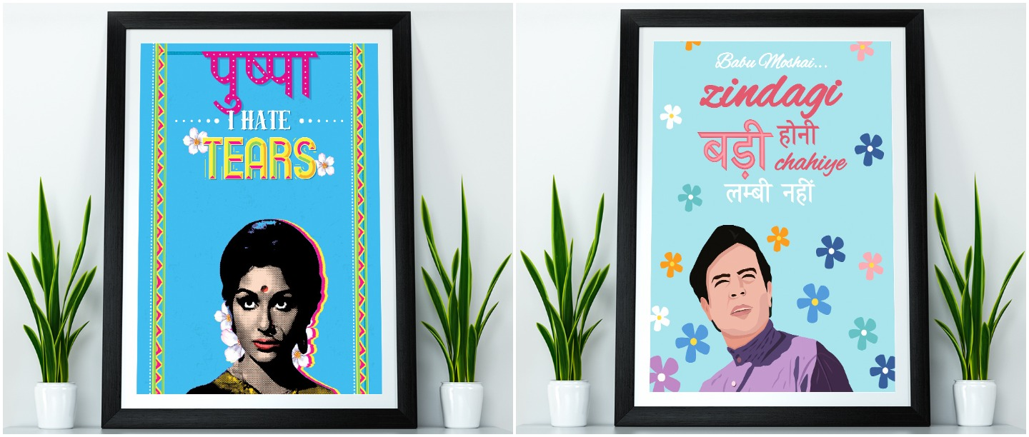 Mogambo Khush Hua: 10 Bollywood-Inspired Posters To Add Some Filmy Drama To Your Room