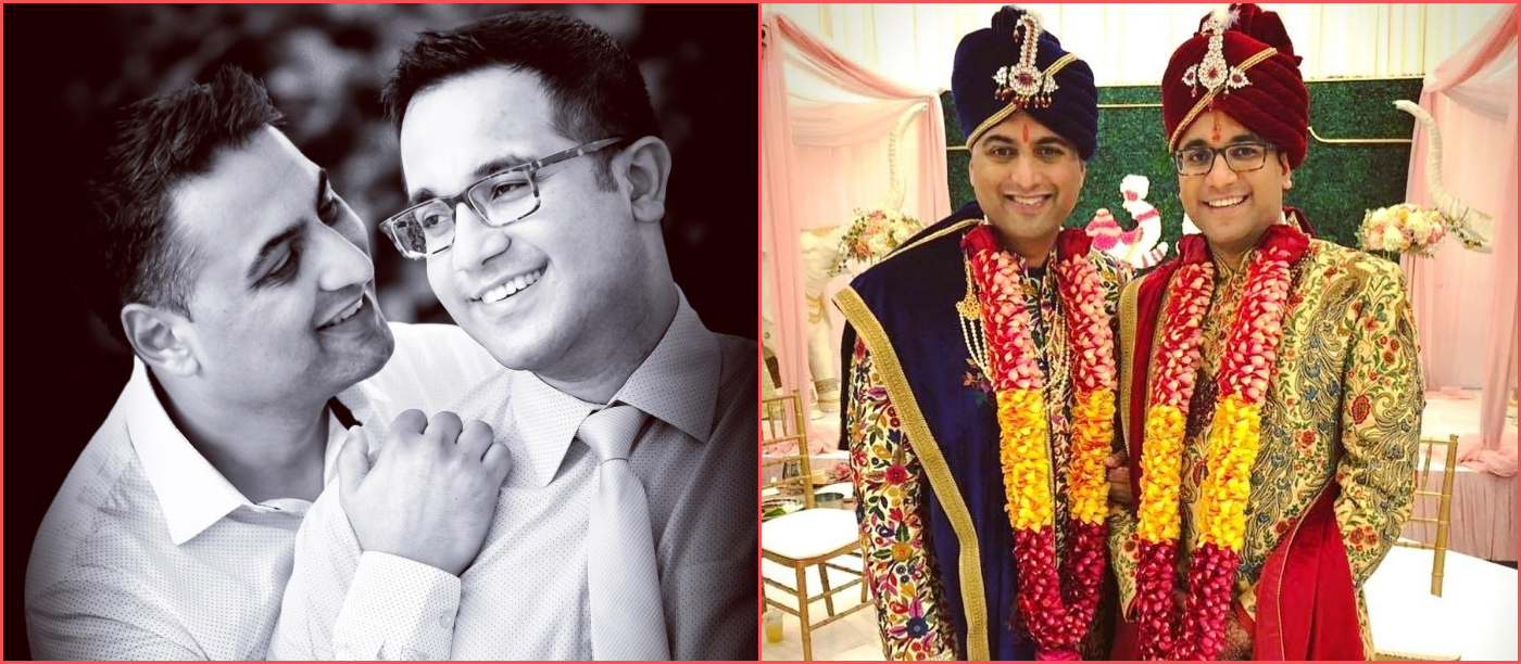 #HusbandsForLife: With Two Baraats For Two Grooms, This Wedding Broke All Stereotypes