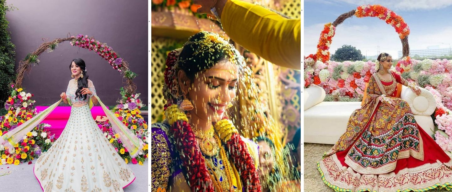 18 Stunning Poses Every Bride-To-Be Must Know Before D-Day!