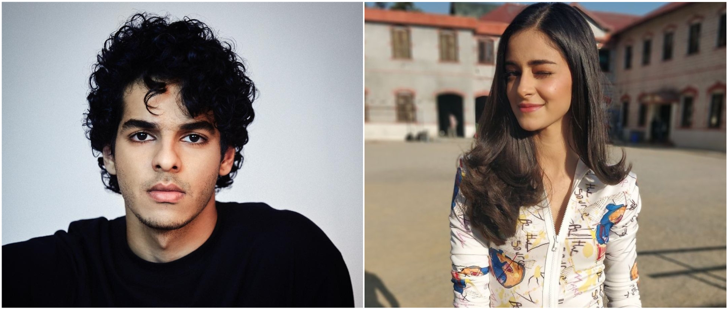 Ishaan Khatter To Romance Ananya Panday In Ali Abbas Zafar's Next Film