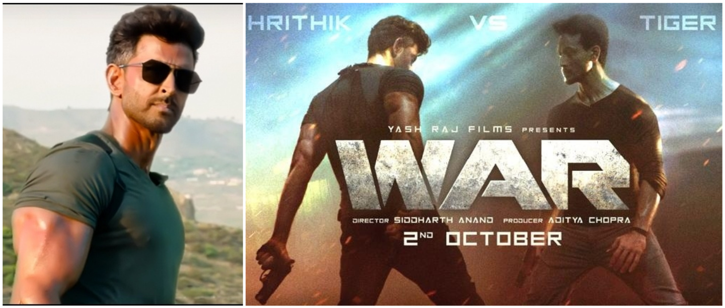 War Teaser: Twitter Has The Funniest Reactions To The Hrithik Roshan & Tiger Shroff Film!
