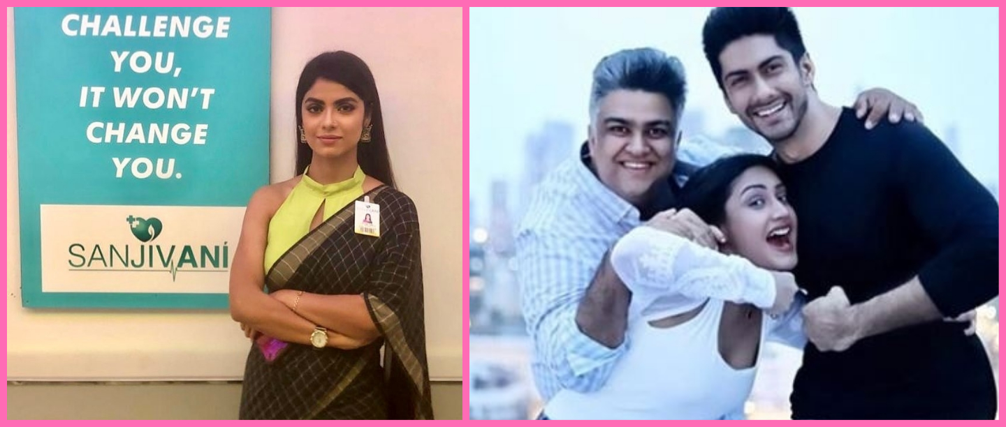 Puchki Or Puchka? Sanjivani 2 Actress Sayantani Ghosh Teaches Her Co-Stars Bangla