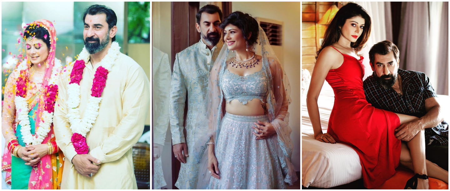 Shaadi Aur Nikaah: Pooja Batra & Nawab Shah's Wedding Pictures Are Out & We're In Love