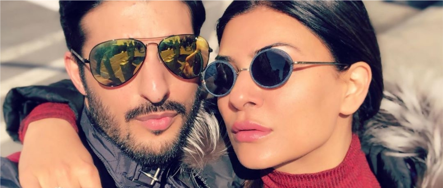 Sushmita Sen's Latest Caption For Rohman Proves That She's Just Like Every Girlfriend!