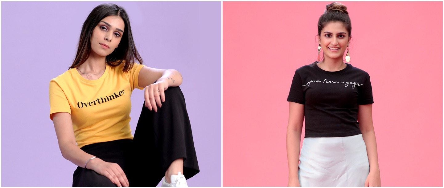 Wear Your Heart On Your Tees: 7 Kickass Slogan T-Shirts For Your Every Mood