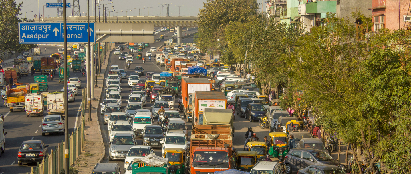 #DelhiTraffic Has Jammed The Roads, Our Patience & Twitter With Frustratingly Funny Memes