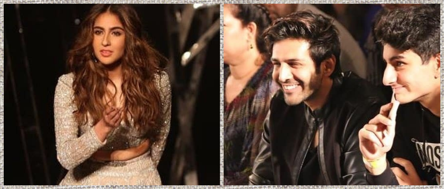 Lucky Sara! Kartik Aaryan Cheers For His Lady-Love As She Makes Her Ramp Debut