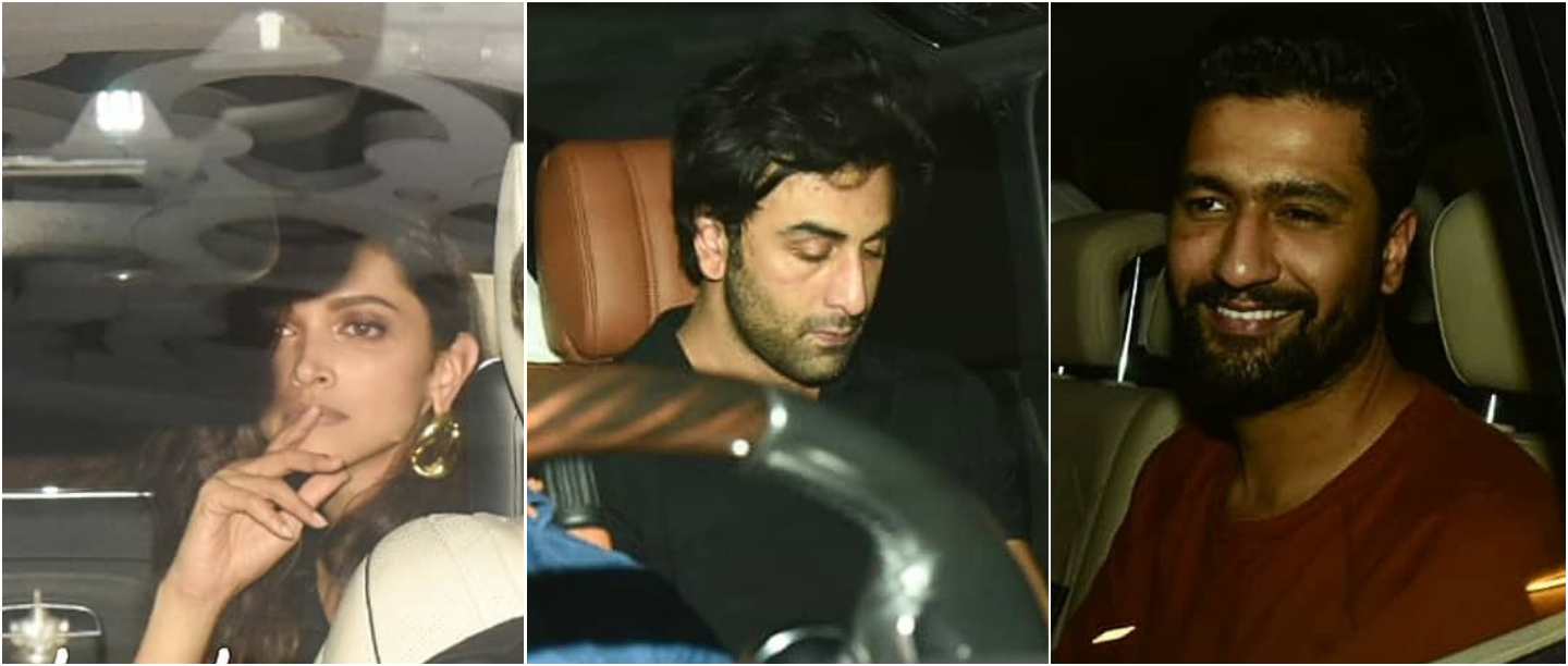 KJo House Party: Deepika And Ranbir Made It But Where Were Ranveer And Alia?