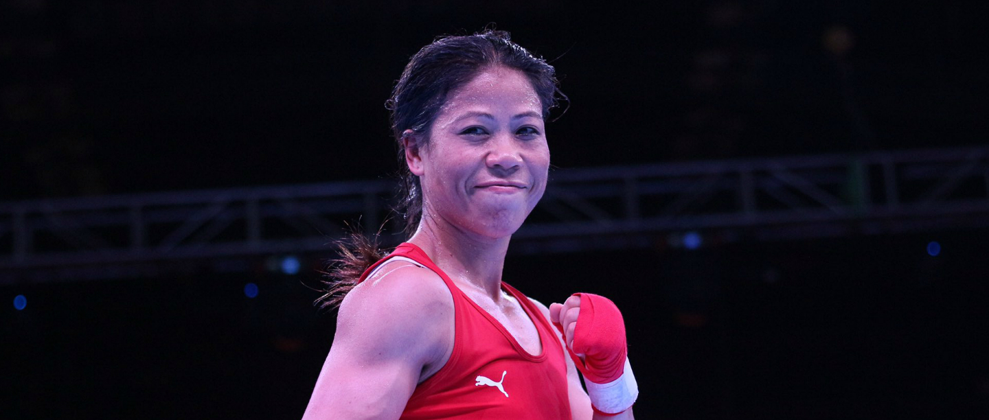 #PunchMeinHaiDum: Mary Kom And Simranjit Kaur Win Gold At The President's Cup In Indonesia