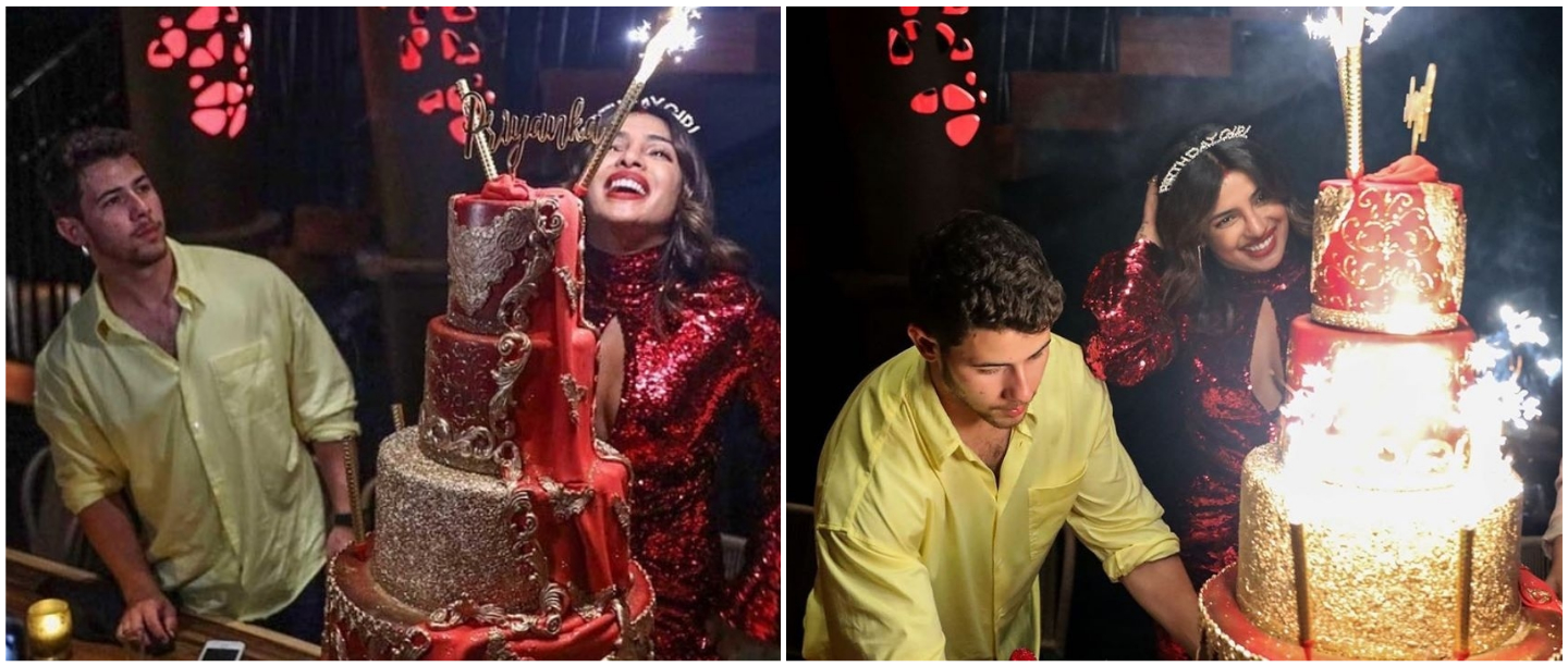 Nick Jonas Spends Rs 3.5 Lakh On PC's Birthday Cake While We're Busy Using Promo Codes