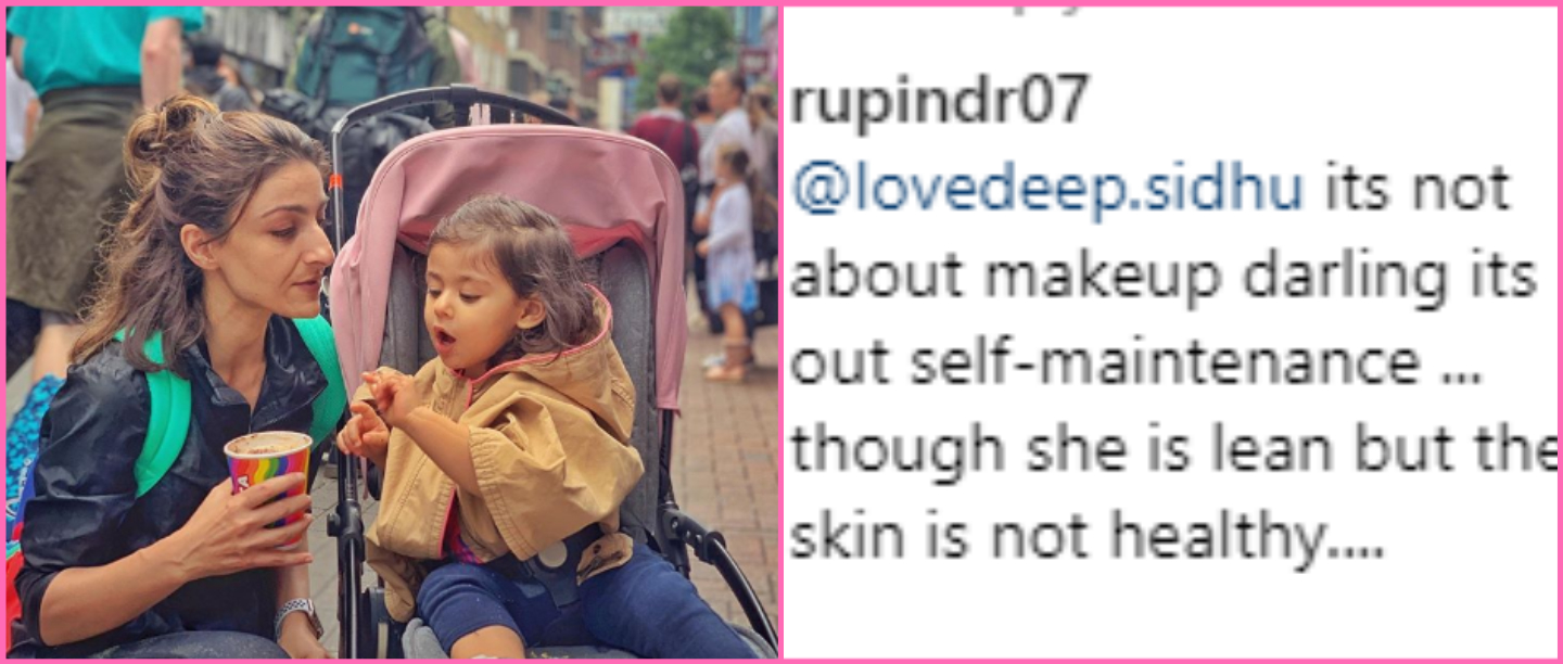 Soha Ali Khan Posted A Picture With Inaaya & The Internet Trolled Her For 'Looking Old'
