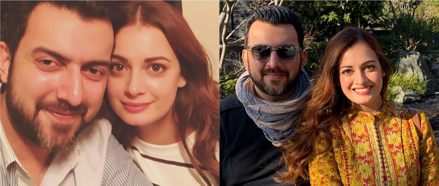 Dia Mirza And Sahil Sangha Part Ways After Being Together For 11 Years