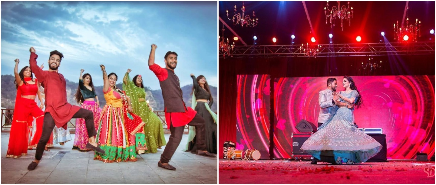 Phatte Tak Nachna: 15 Wedding Choreographers In Delhi For A Spectacular Sangeet Night!