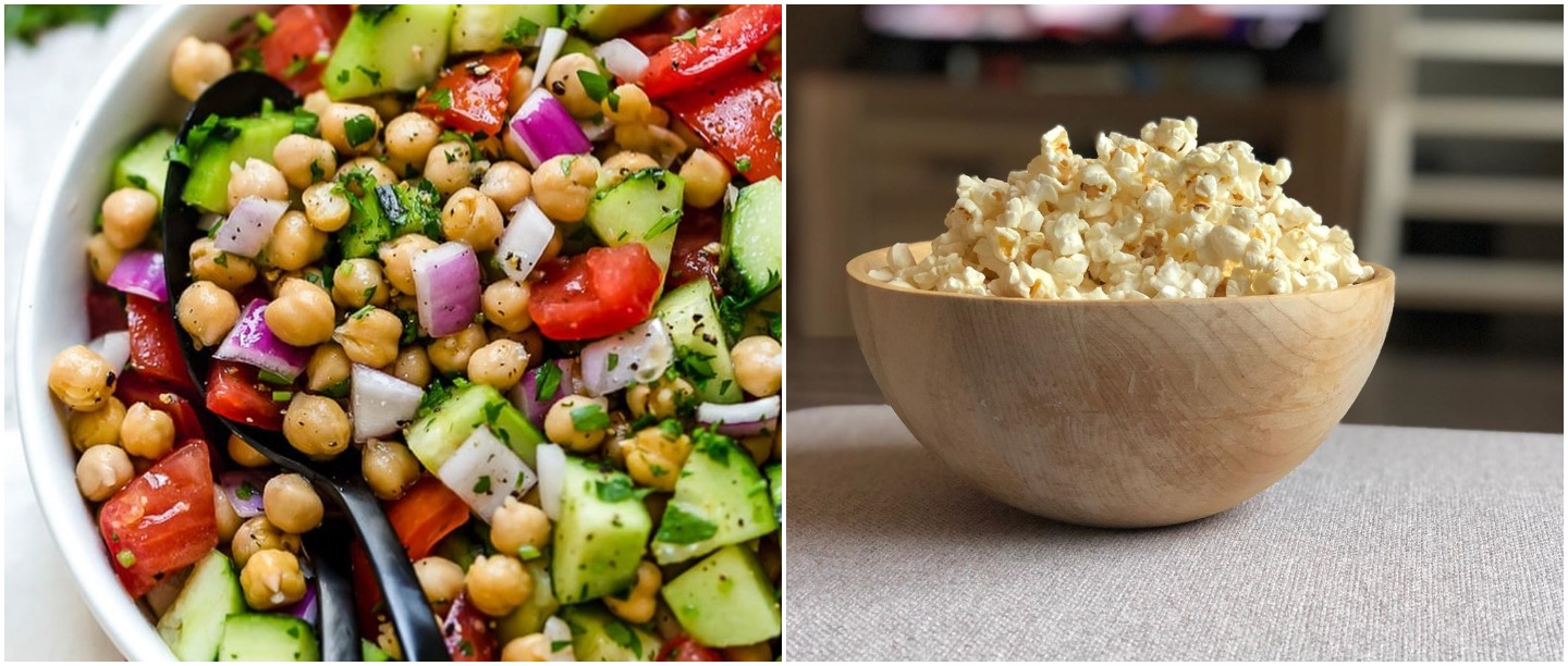 Ditch Your Chai And Samosa: 14 Healthy Yet Tasty Snacks To Munch On At Work