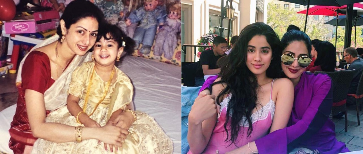 Mumma, I Love You: Janhvi Kapoor Wishes Mother Sridevi A Happy Birthday On Instagram
