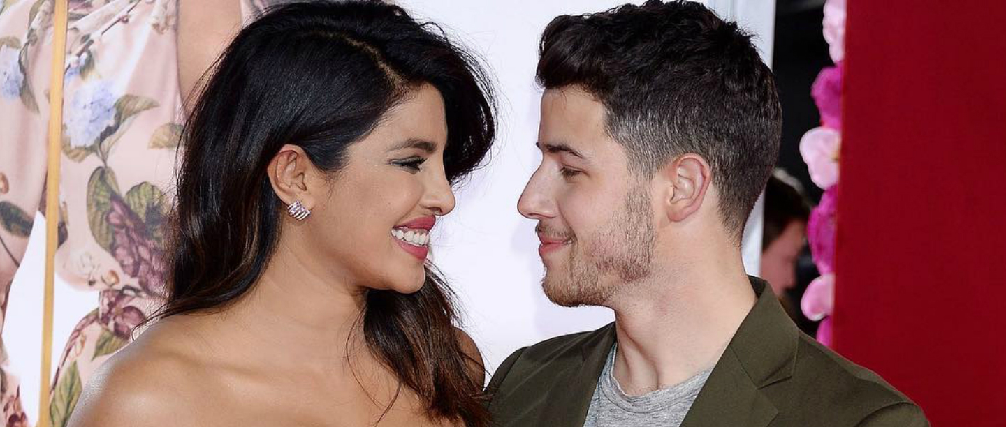 Nick Jonas FaceTiming Priyanka Chopra While Receiving Roses Is The Sweetest Thing Ever!