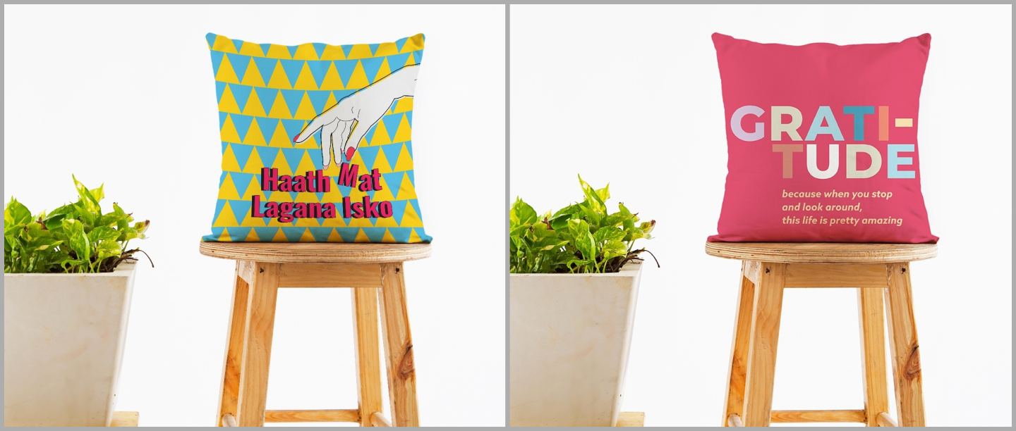 Pillowtalk: 9 Cushions To Help You Express What You Can't Say In Words