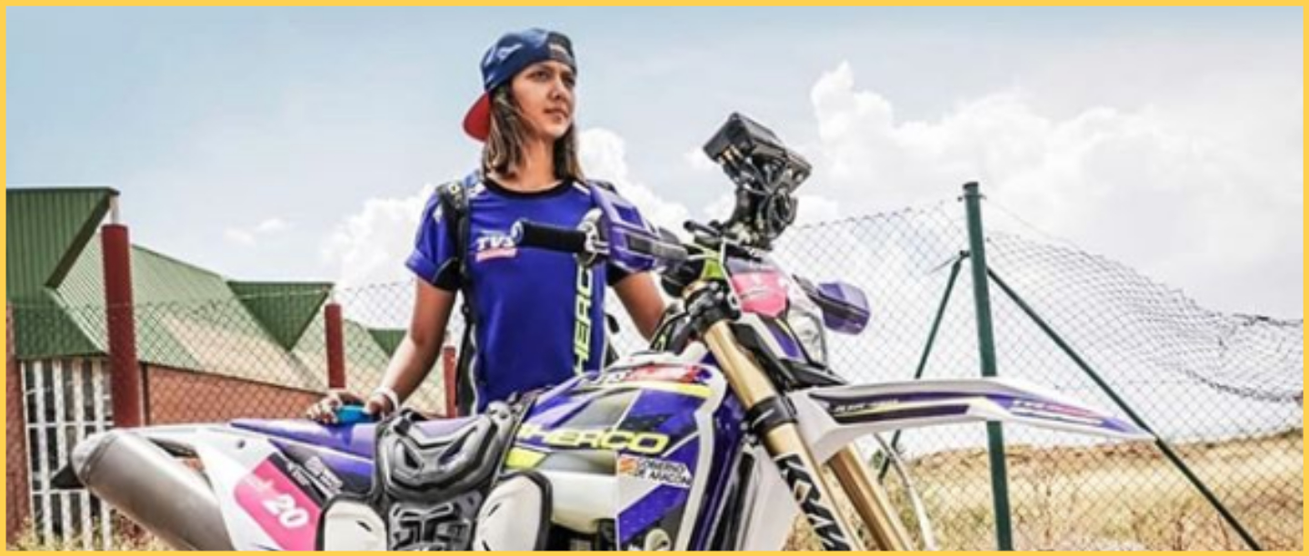 Bengaluru-Born Aishwarya Pissay Becomes The First Indian To Win World Title In Motorsports