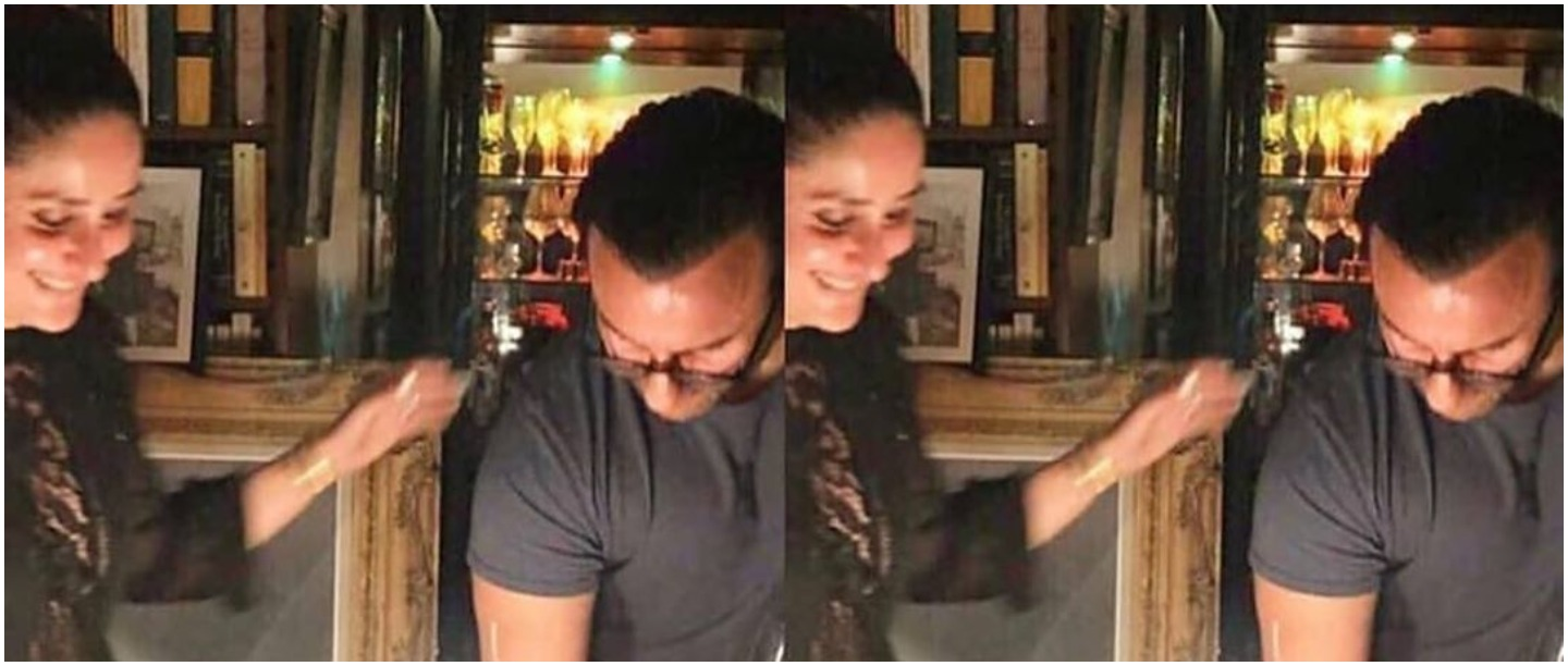 Inside Pictures From Saif Ali Khan's *Very Private* Birthday Celebrations In London