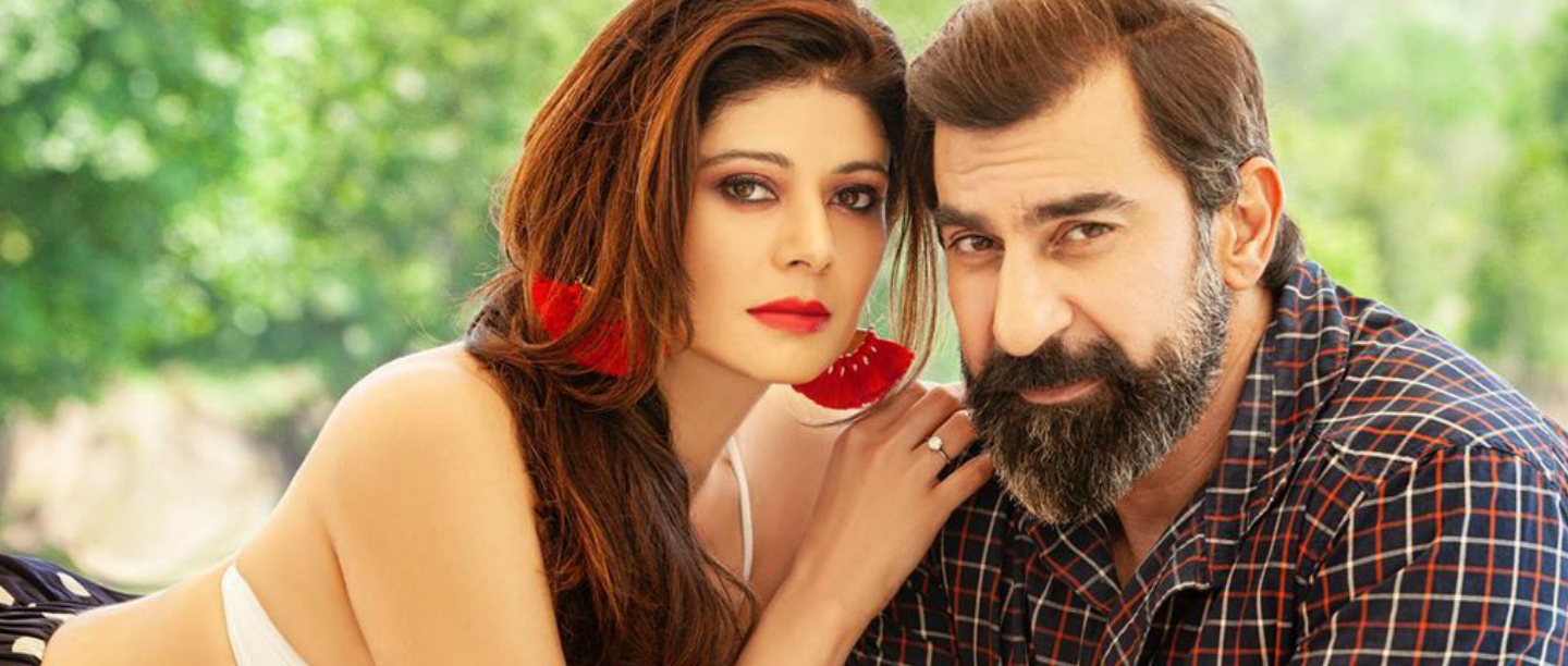 Too Hot, Hot Damn: Pooja Batra & Nawab Shah Beat The Heat In Matching Red Swimsuits